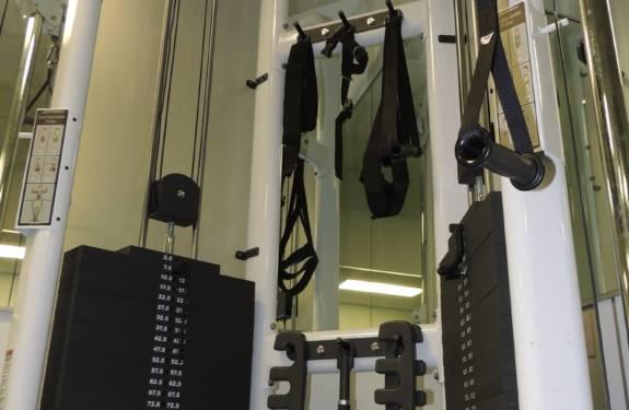 Fitness Room corner