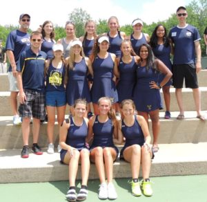 Girls High School States – Great job!