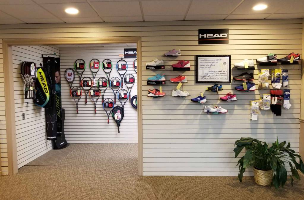 Pro Shop Port Huron Tennis House Port Huron And Greater St Clair